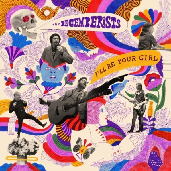 The Decemberists ALbum Cover