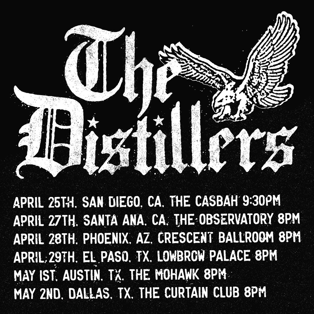 Spring Musical 2018: The Distillers Announce Spring 2018 Reunion Tour Dates