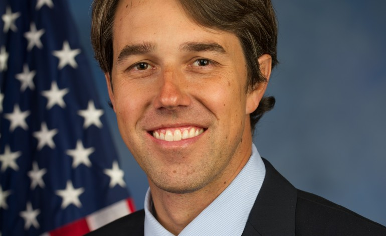 Beto O'Rourke Former Bandmate of Cedric Bixler-Zavala Running for President in 2020