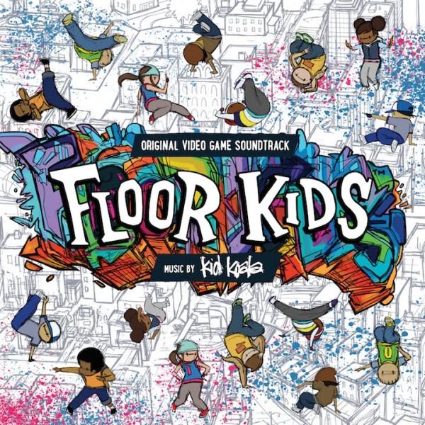 Floor Kids OST Cover Art