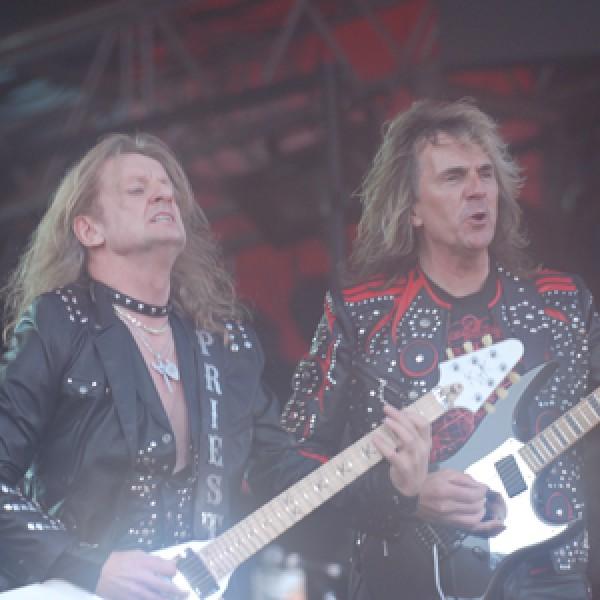 Glenn Tipton Judas Priest