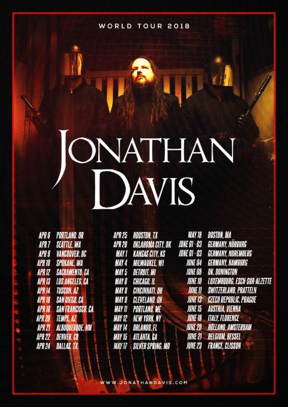 Korn  Tour Dates