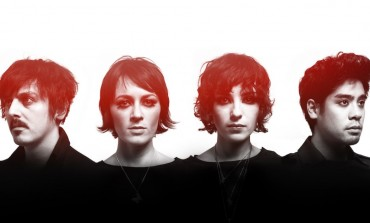 Ladytron Live at The Fonda Theatre, Los Angeles
