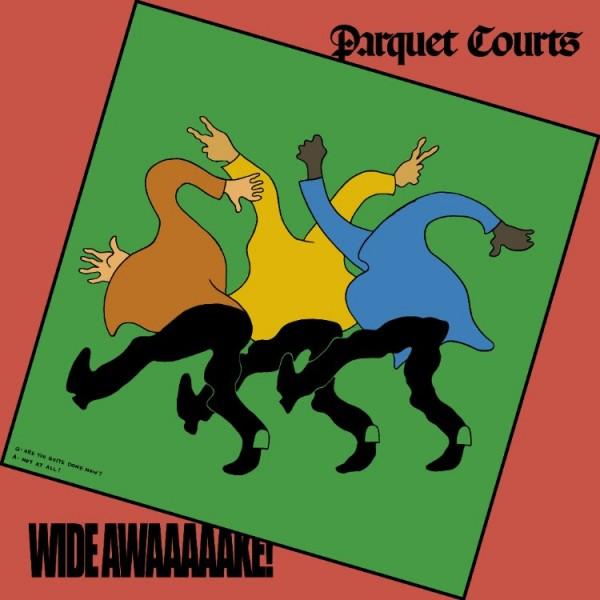 Parquet Courts Album Cover