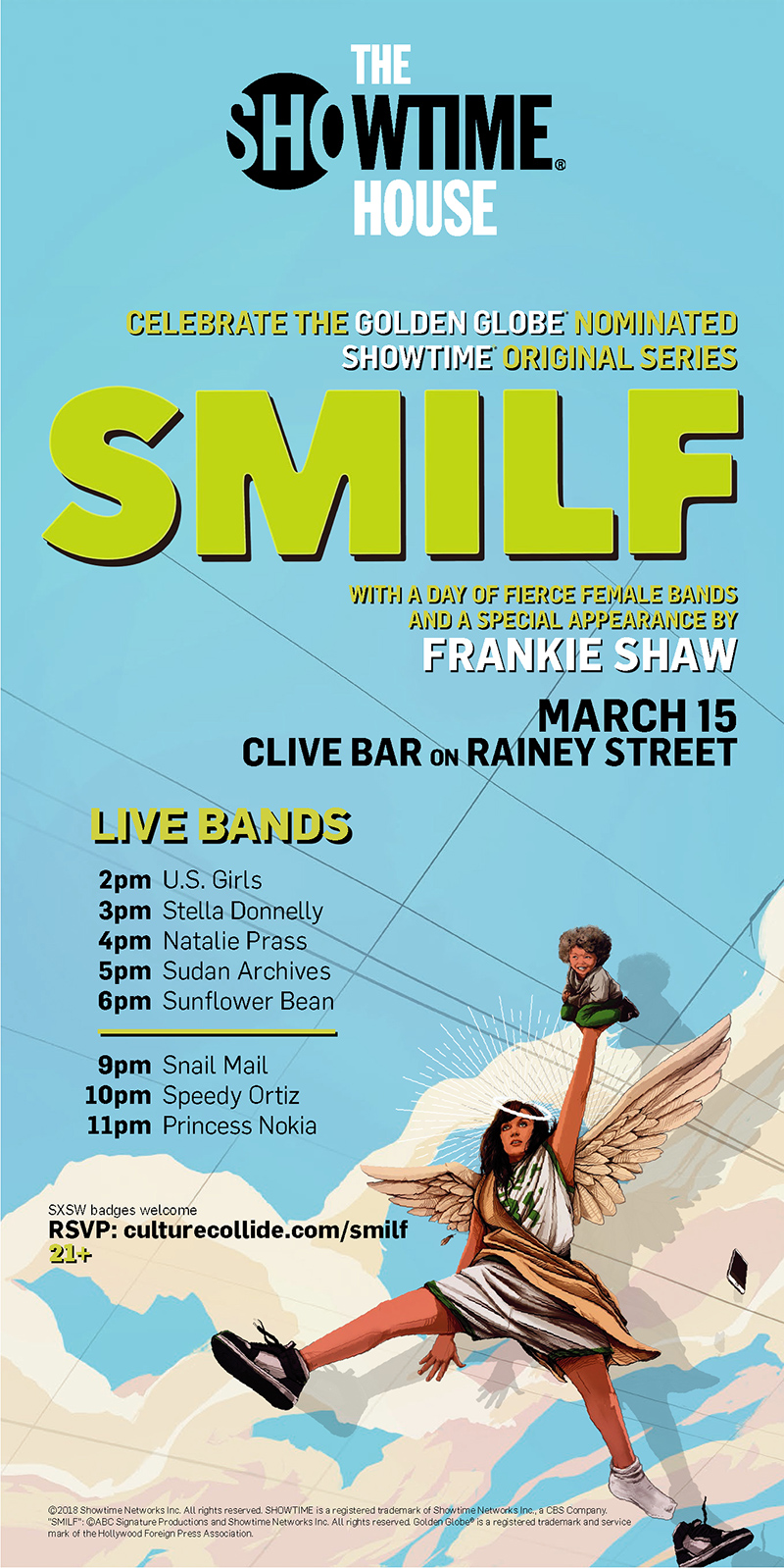 SMILF SXSW 2018 Party