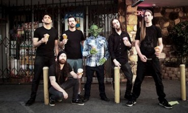 "Nekrogoblikon Releases Music Video For Single ""The Many Faces of Dr Hubert Malbec"" Filmed on Tour"