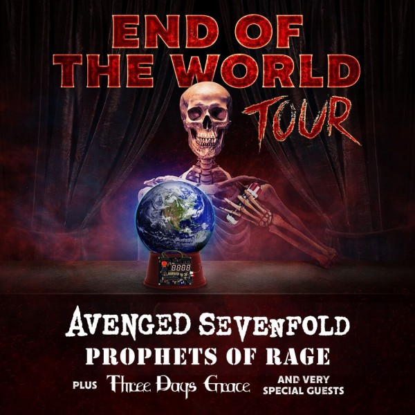 Avenged Sevenfold Tour 2018