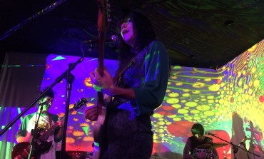 Burger-A-GoGo Night One with The Coathangers, Death Valley Girls, The Flytraps and Feels at Alex's Bar