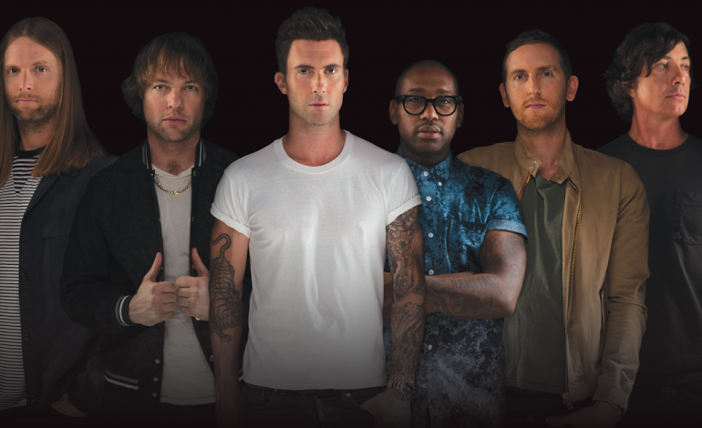 Maroon 5 And Special Guest Meghan Trainor Will Be At BB&T Pavilion September 3