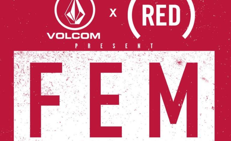 Volcom x (RED) FEM SXSW 2018 Party Announced ft. Shame
