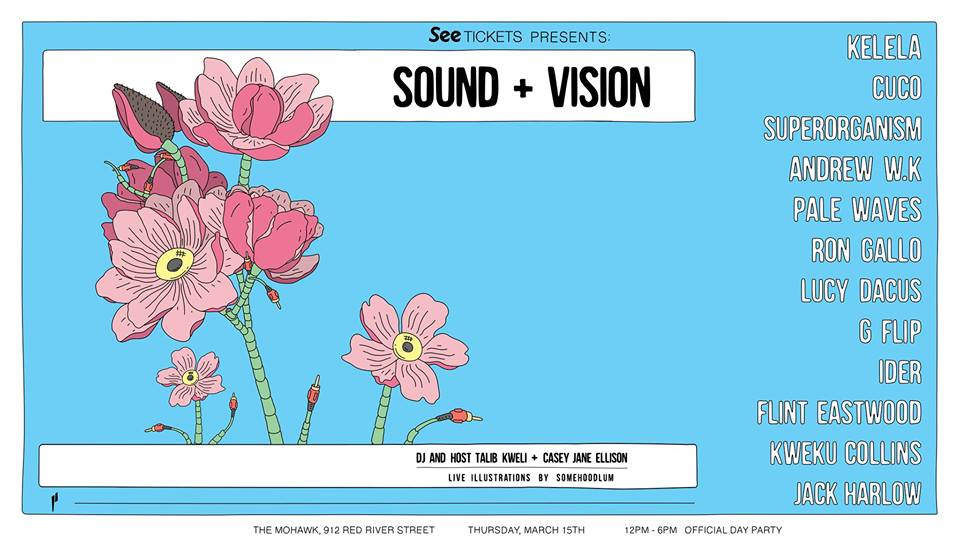 Sound and Vision SXSW