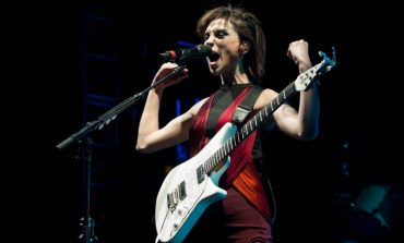 St. Vincent: An Intimate Performance @ BAM Harvey Theater 11/20
