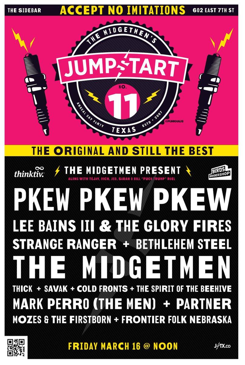 SXSW Jumpstart Party