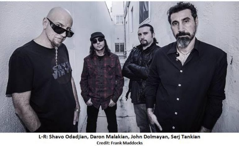 System Of A Down Announces First US Shows Since 2015 For Fall 2018