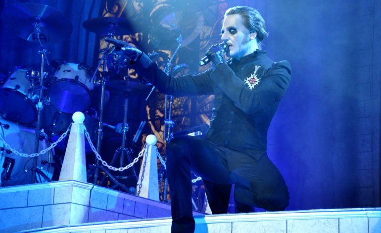 Tobias Forge of Ghost Hints At New Band EP In Near Future