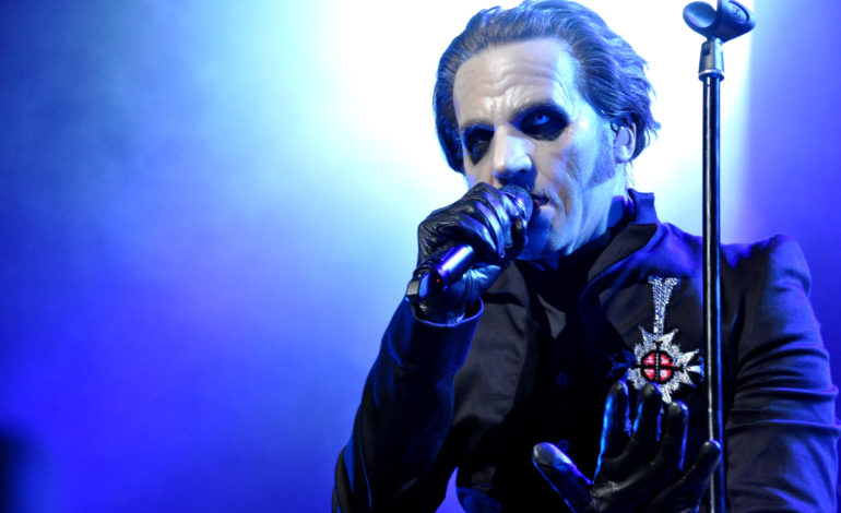 Ghost Goes Upbeat With New Song