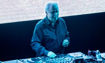 Giorgio Moroder Announces First Ever Live Tour at the Age of 78
