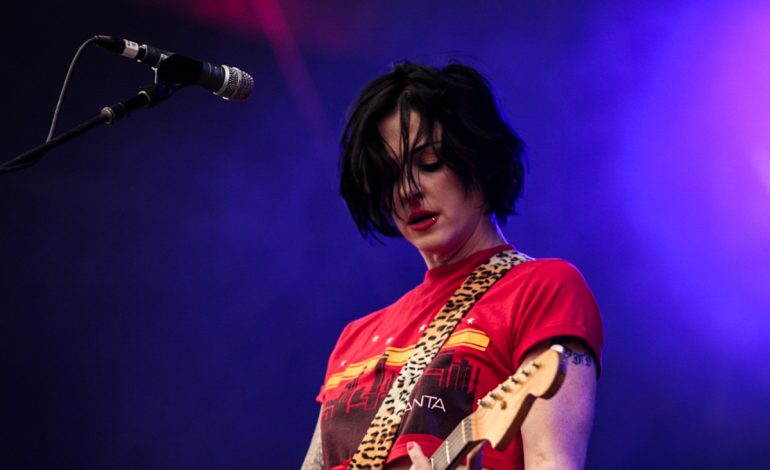 "The Distillers Drop First New Music In 15 Years With Two Songs ""Man Vs. Magnet"" and ""Blood in Gutters"""