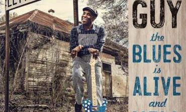 """Buddy Guy Shares New Song """"Cognac"""" Featuring Jeff Beck and Keith Richards"""
