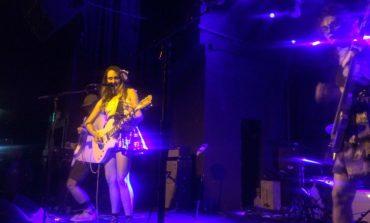 Speedy Ortiz Live at the Echo, Los Angeles