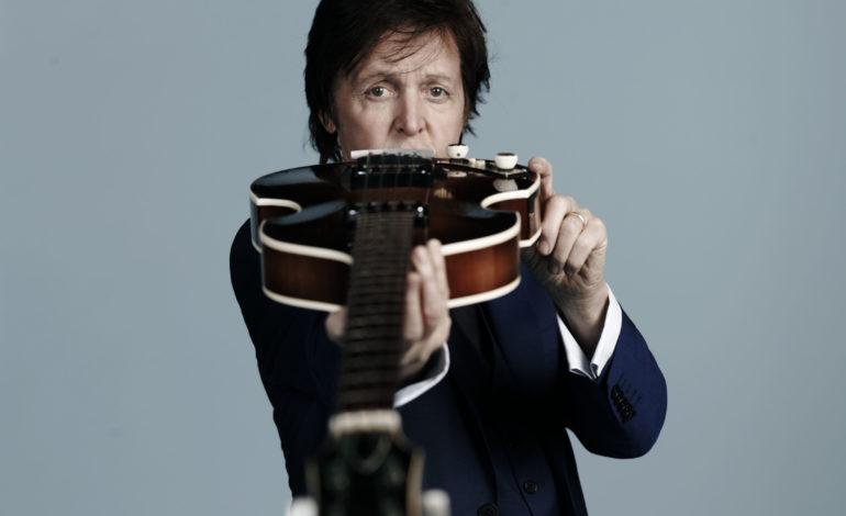 Paul McCartney Announces New Album Egypt Station for