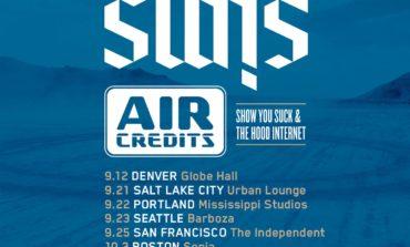Air Credits x ICETEP x Sims Announce Fall 2018 Artería Verité Tour Dates