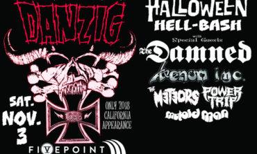 Danzig 30 Year Anniversary Halloween Hell Bash @ FivePoint Amphitheater 11/3