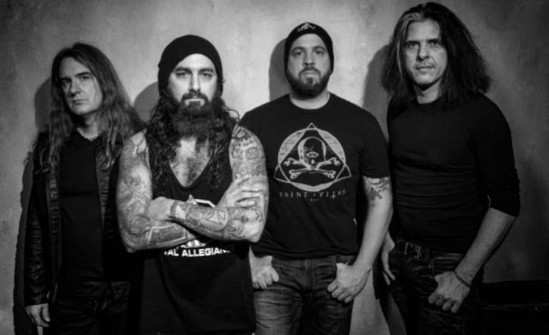 Metal Allegiance Joined On Stage by Members of Arch Enemy, Overkill and The Black Dahlia Murder Members
