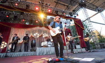 Photos: Nathaniel Rateliff & The Night Sweats at Edgefield Amphiteater
