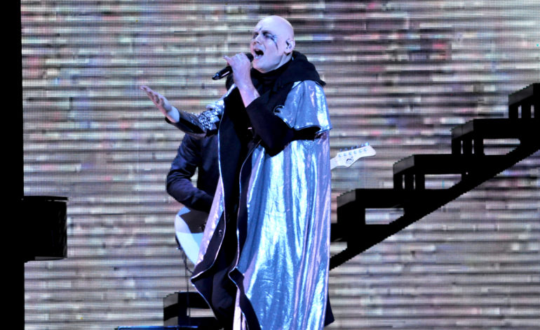 Billy Corgan Says He's Working on 21 Songs for Upcoming Smashing Pumpkins Album