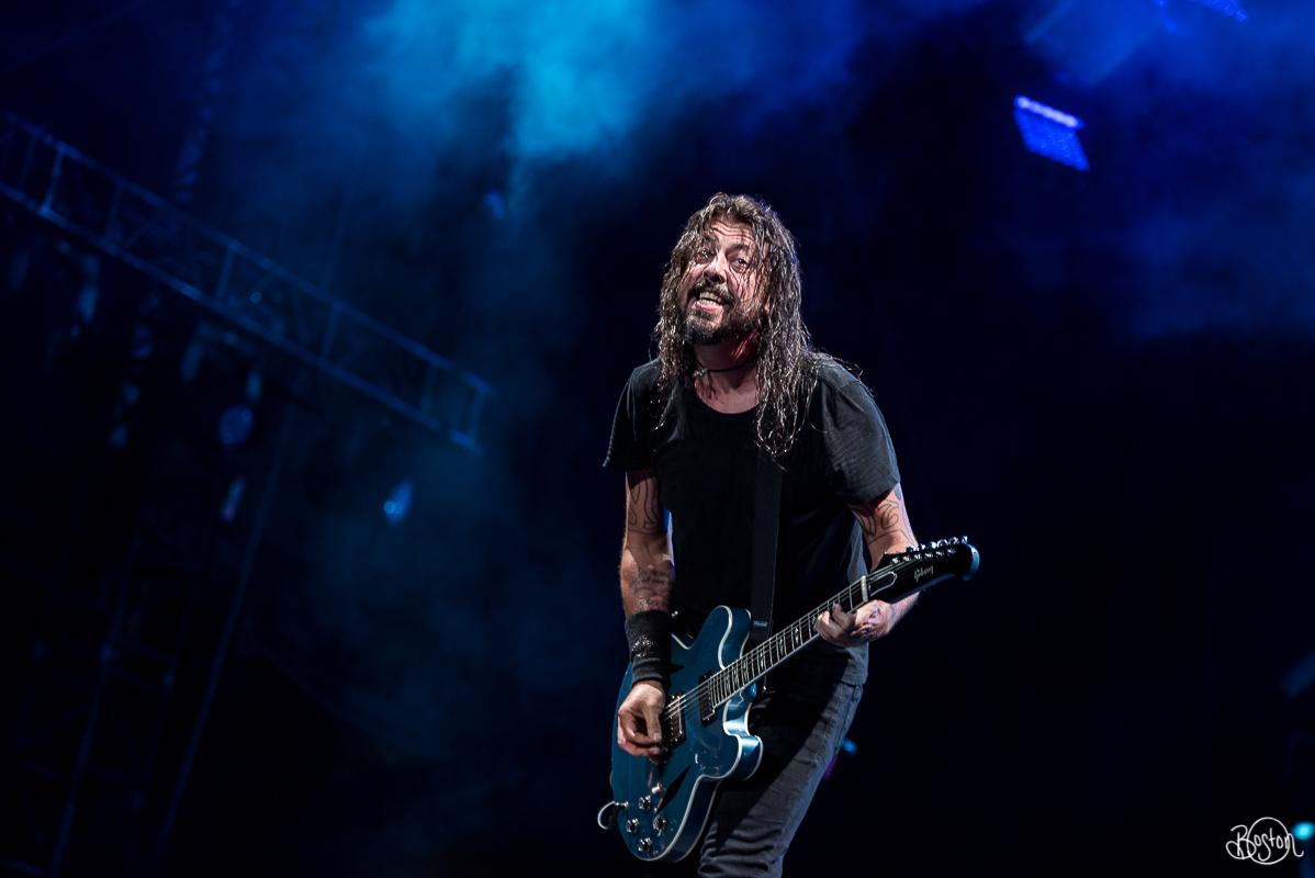 Foo Fighters Announces Rescheduled Winter 2020 Van Tour Dates