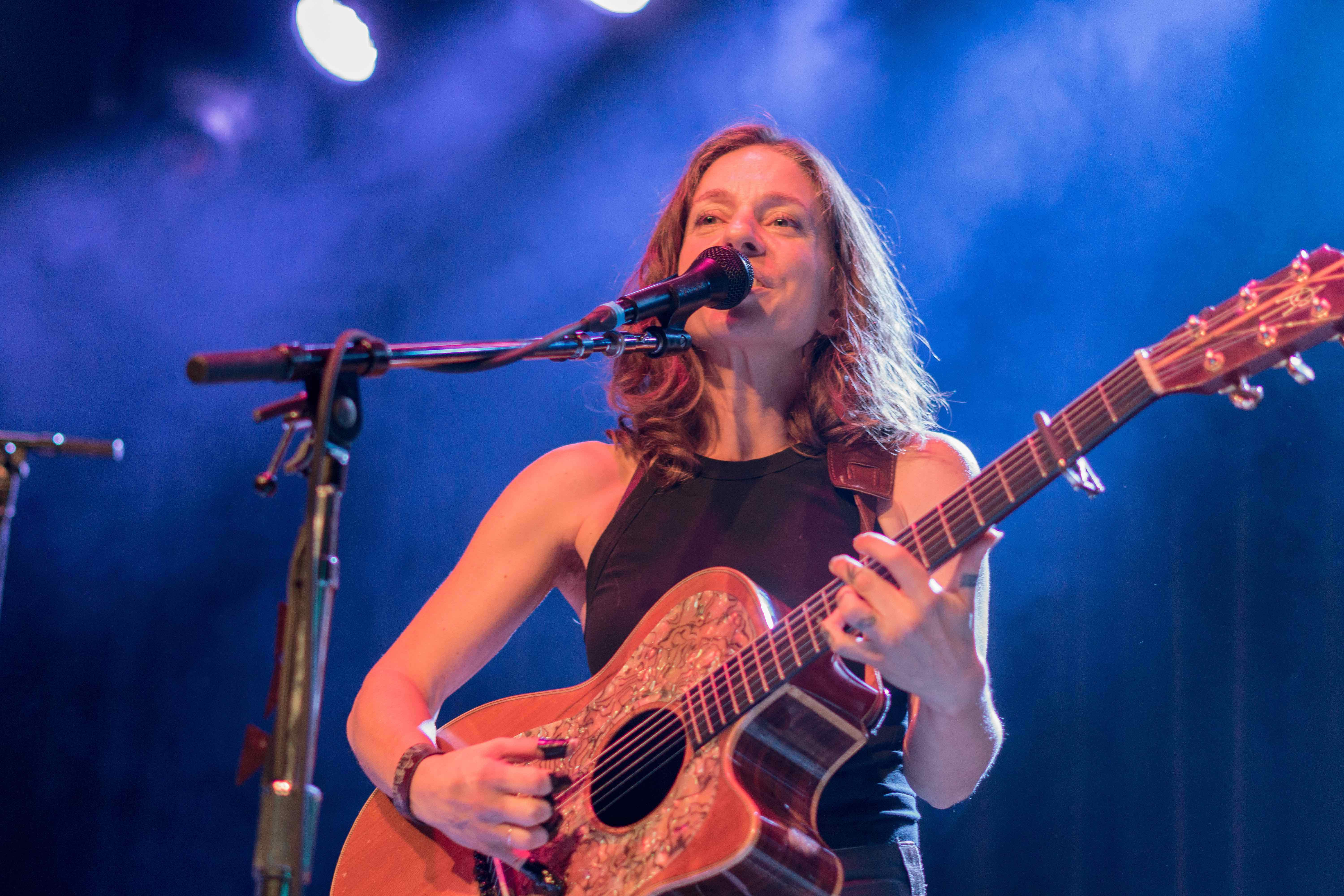 """Ani DiFranco Promotes Women's Reproductive Rights In New Video For """"Play God"""""""