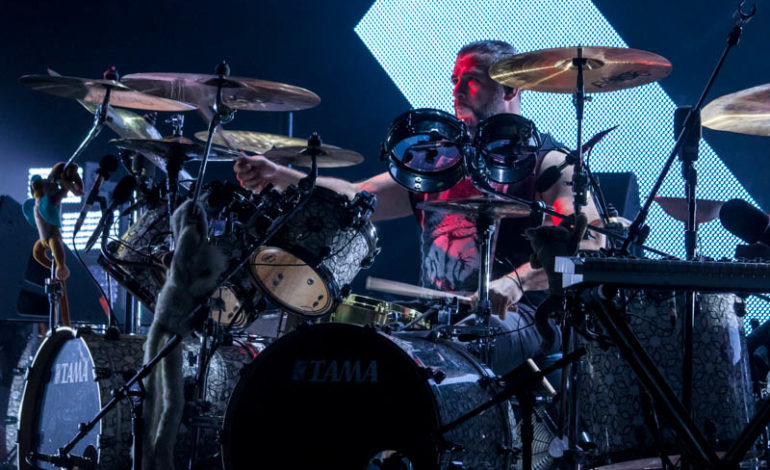 """System Of A Down's drummer John Dolmayan's These Grey Men Releases Upbeat Cover of """"Starman"""" Featuring Serj Tankian"""
