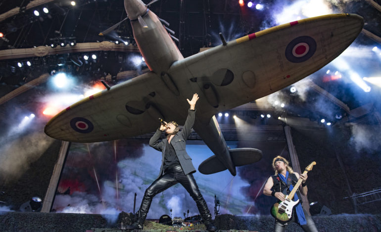 Iron Maiden Sells Out Rock in Rio Show in 2 Hours