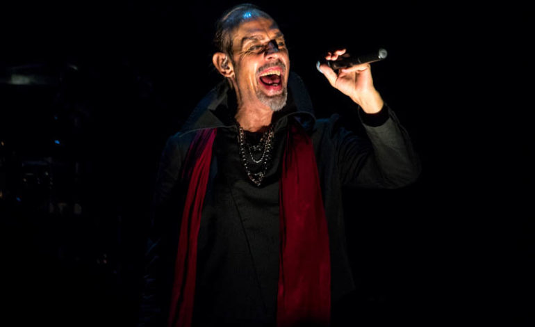Peter Murphy Postpones Remainder of New York City Residency