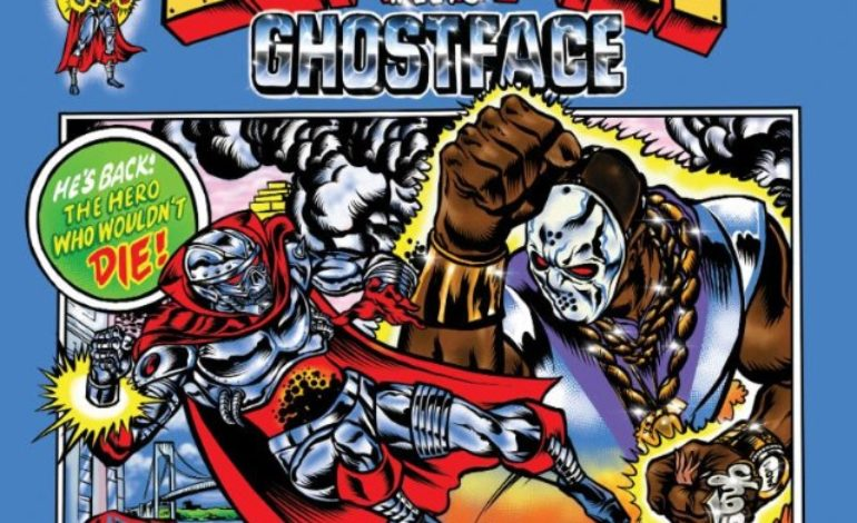 Ghostface Killah & Czarface – Czarface meets Ghostface