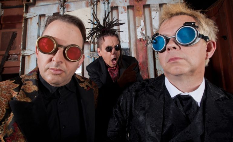 """mxdwn PREMIERE: Information Society Catapult Through the Cosmos in New Lyric Video for """"World Enough"""""""