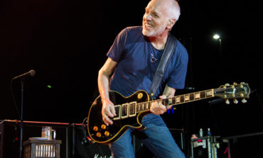 Peter Frampton Announces Retirement and Going on a Farewell Tour