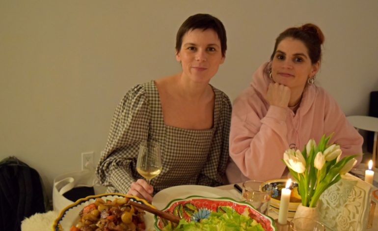 Roast Chicken, Wine and Music: My Dinner with TEEN