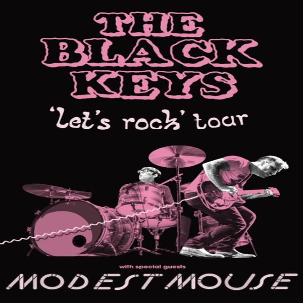Modest Mouse Tour 2020.The Black Keys Announce Fall 2019 Let S Rock Tour Dates With