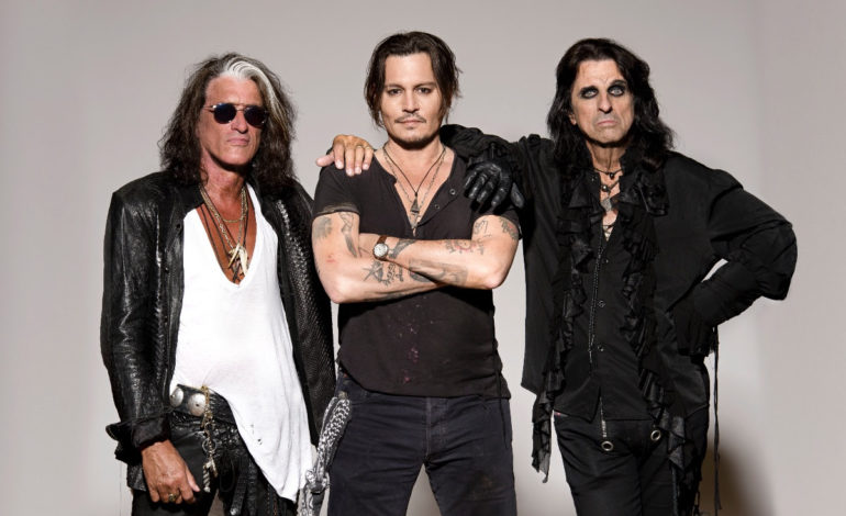 Hollywood Vampires Announces New Album Rise for June 2019 Release