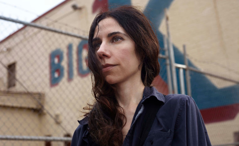 "PJ Harvey Drops Raw and Emotional New Demo ""The Crowded Cell"""
