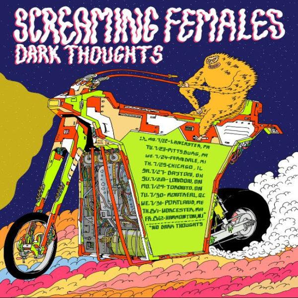 Screaming Females Announce Summer 2019 Tour Dates - mxdwn Music