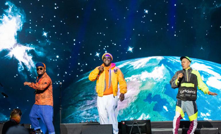 Black Eyed Peas anuncia la traducción de un nuevo álbum para el lanzamiento de junio de 2020