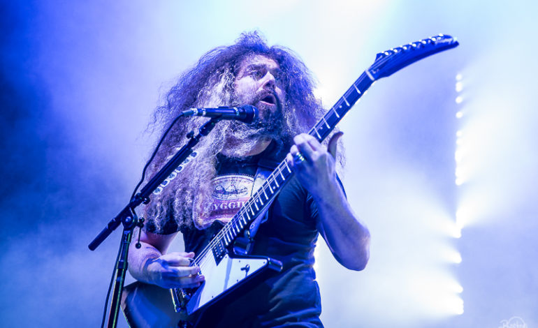The Unheavenly Skye Tour Featuring Coheed and Cambria, Mastodon and Every Time I Die Rocks the Greek Theater