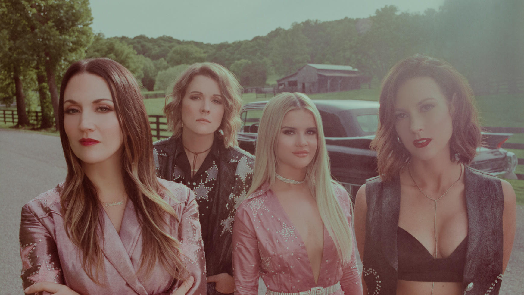 "The Highwomen Reveal New Lineup with Brandi Carlile, Amanda Shires, Maren Morris and Natalie Hemby and Share Video for Debut Single ""Redesigning Women"""