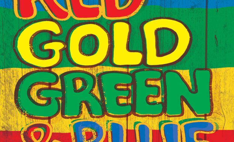 Zak Starkey – Red Gold Green & Blue