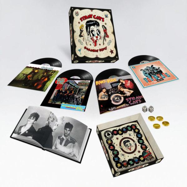 Stray Cats Announce Runaway Boys Deluxe Vinyl Boxset For