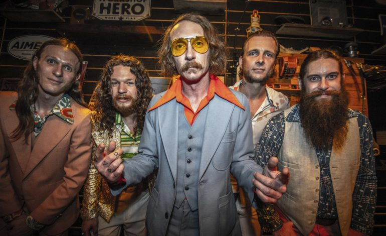 """mxdwn PREMIERE: Black Magic Flower Power Bring the Funk on New Song """"Funky Town Sex Machine"""""""