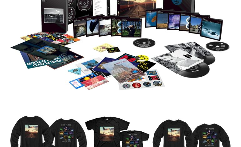 Pink Floyd To Release 16-Disc Box Set of Post-Roger Waters Era Recordings